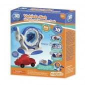 3D Magic <93001> Набор формочек «Машинки»