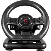 Руль SPEEDLINK Black Bolt Racing Wheel <SL-650300-BK> (Рулевое колесо, педали, USB)