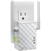 ASUS <RP-N12> Range Extender/Access Point (UTP 100Mbps, 802.11b/g/n, 300Mbps, 2x2dBi)