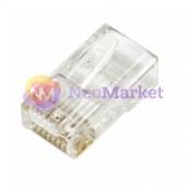 5bites <US005A/US050A> RJ-45 Коннектор (уп-ка 100шт.)