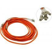 Patch cord ВО, LC-LC, Duplex, MM 50/125 10м