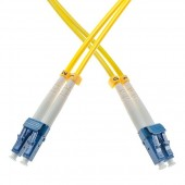 Patch cord ВО, LC-FC, Simplex, SM 9/125 1м