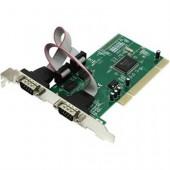 Espada <FG-PIO9835-2S-01-BU01> (OEM) PCI, Multi I/O, 2xCOM9M