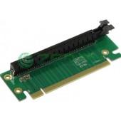 Espada <EPCIE162U> Riser card PCI-Ex16 M -> PCI-Ex16 F, Г-образная, 2U