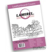 Fellowes A4 230г/м2 белый (100шт) Lamirel (LA-78685)