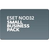 Базовая лицензия Eset NOD32 Small Business Pack newsale for 5 user (NOD32-SBP-NS(CARD)-1-5)