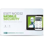 ПО Eset NOD32 Mobile Security 3ПК/1 год (NOD32-ENM2-NS(CARD)-1-1)
