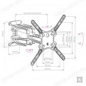 Arm Media COBRA-45 (10245)