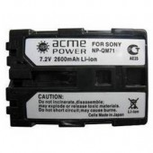 ACME POWER AP-NP-QM71 для SONY (7.2V, 2600 mAh, Li-ion)