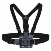 Держатель для экшн-камер Buro Chest mount пластик/эластичная ткань для: GoPro (GOPRO-CS)