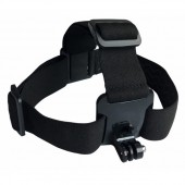 Держатель для экшн-камер Buro Head mount пластик/эластичная ткань для: GoPro (GOPRO-HS)