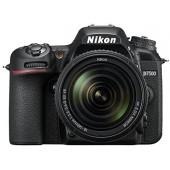 Nikon D7500 Kit 18-140 VR черный (VBA510K002)