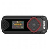 """Digma R3 8GB черный/0.8""""/FM/microSD/clip (R3BK)"""