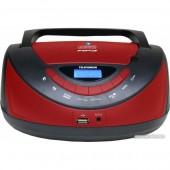 Telefunken TF-CSRP3497B черный/красный