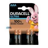 Duracell Ultra Power LR03-4BL AAA (4шт)