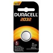 Duracell DL/CR2032 CR2032 (2шт)
