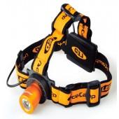 AceCamp Back light 1019 оранжевый/черный
