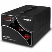 Sven VR-P5000 (LCD, клеммное подключение)