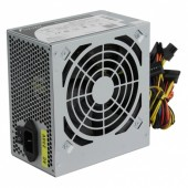 Блок питания Powerman <PM-600ATX-F> 600W ATX (24+2x4+2x6/8пин) <6125690>