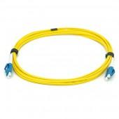 Patch cord ВО, LC-LC, Duplex, MM 50/125 5м