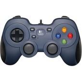 Геймпад Logitech Gamepad F310 USB (10кн., 8 поз.перекл., 2 мини-джойстика) <940-000135>