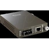 D-Link <DMC-515SC> 100Base-TX to SM 100Base-FX Media Converter