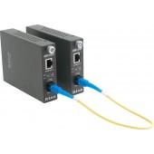 D-Link <DMC-920T> 100Base-TX to 100Base-FX конвертер (1UTP, 1SC)