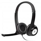 Гарнитура Logitech Headset H390, USB 981-000406
