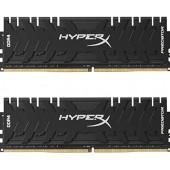 16GB (2x8GB) PC-24000 DDR4-3000 Kingston HyperX Predator (HX430C15PB3K2/16) Black CL-15