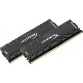 16GB (2x8GB) PC-25600 DDR4-3200 Kingston HyperX Predator (HX432C16PB3K2/16) Black CL-16