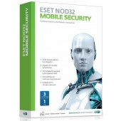 ПО Eset NOD32 Mobile Security 3ПК/1 год (12мес) (NOD32-ENM2-NS(BOX)-1-1 )