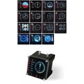 Logitech G Saitek Pro Flight Instrument Panel (945-000008)
