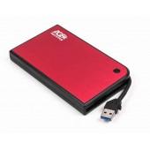 """AgeStar 2.5"""" SATA 3UB2A14 Red (USB3.0)"""