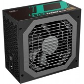 БП Deepcool 850W Quanta DQ850-M-V2L (DP-GD-DQ850-M-V2L) (24+2x8+4x6/8пин) ATX 2.31, Full Cable Management, PWM 120mm fan, Active PFC, 80 Plus GOLD