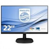 """21.5"""" Philips 223V7QDSB/00 (16:9, 1920x1080, IPS, 75 Гц, интерфейсы HDMI+DVI+D-Sub (VGA))"""