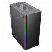 Formula CL-3302B RGB черный без БП ATX