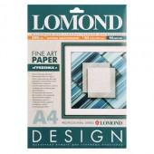 """Бумага """"Гребенка"""" Lomond 0927041 A4/200г/м2/10л. матовая для струйной печати ярко-белая дизайнерская"""