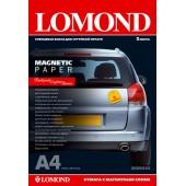 Бумага магнитная Lomond 2020347 A3/660г/м2/2л./белый глянцевое для струйной печати