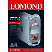 Бумага магнитная Lomond 2020348 A3/660г/м2/2л./белый матовое для струйной печати
