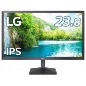 """23.8"""" LG 24EA430V-B Black (16:9, 1920x1080, IPS, 60 Гц, AMD FreeSync, интерфейсы HDMI+DVI+D-Sub (VGA))"""