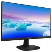 """23.8"""" PHILIPS 243V7QDAB/00 (23.8"""", 16:9, 1920x1080, IPS, 75 Гц, динамики, интерфейсы HDMI+DVI+D-Sub (VGA))"""