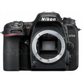 Nikon D7500 черный (VBA510AE)