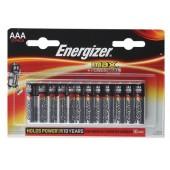 Батарейка (элемент питания) Energizer MAX+Power Seal LR03 BL12, 1 штука