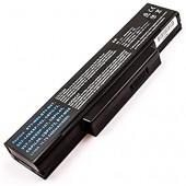 Аккумулятор (акб, батарея) BTY-M66 для ноутбука MSI GX600, GX610, GX620 11.1 В, 4400 мАч (оригинал)