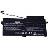 Аккумулятор (акб, батарея) AA-PBVN3AB для ноутбукa Samsung NP370R5E NP370R4E NP450R4E 11, 6 В, 3780 мАч (оригинал)