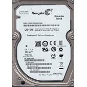HDD SATA Seagate 500Gb из ноутбука