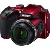 Nikon CoolPix B500 красный (VNA953E1)