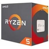 AMD Ryzen 5 1600X (Ret) (YD160XBCAEWOF)