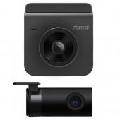 Автомобильный видеорегистратор Xiaomi 70Mai Dash Cam A400 + камера RC09