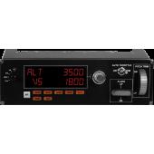 Logitech Flight Multi Panel (LCD, USB2.0) приборная панель для авиасимуляторов <945-000009>